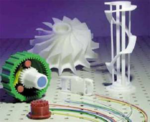 Products manufactured using Rapid Prototyping FDM technology